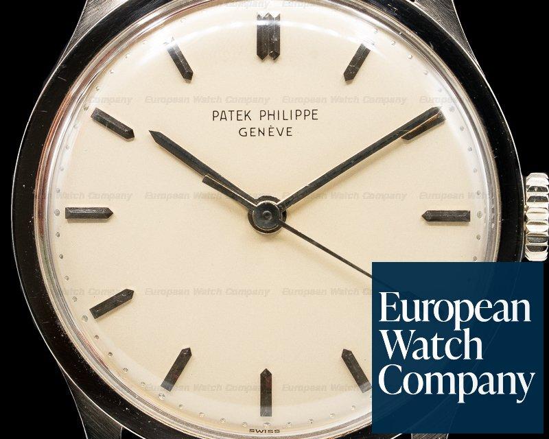 Patek Philippe 570 G Calatrava Manual Wind 18K White Gold OUTSTANDING