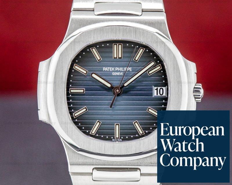 Patek Philippe 5800/1A-001 Nautilus Mid Size / Display Back 5800 RARE FULL SET