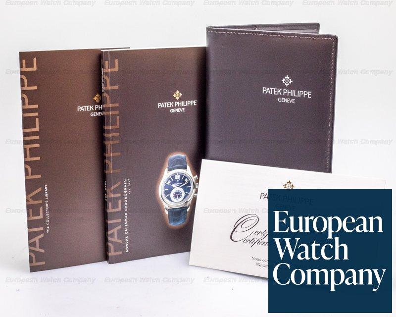 Patek Philippe 5960R-011 Annual Calendar 5960R Chronograph 18K Rose Gold