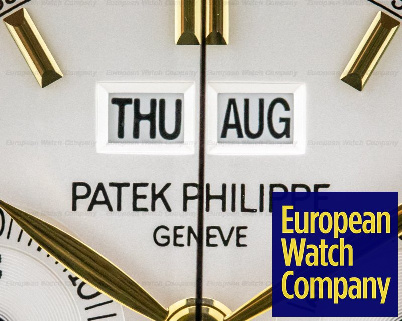 Patek Philippe 5970J-001 Perpetual Calendar 5970J Chronograph 18K Yellow UNWORN