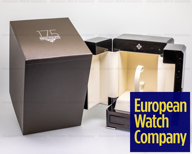 Patek Philippe 5975G-001 175th Anniversary 5975 Chronograph White Gold Limited