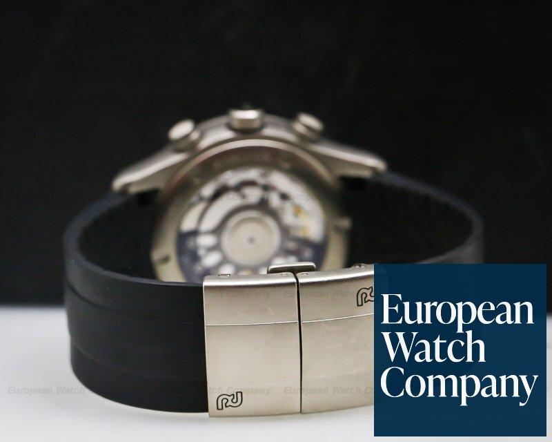 Porsche Design 6612.10/2 Porsche Design Chronograph Titanium Black Dial