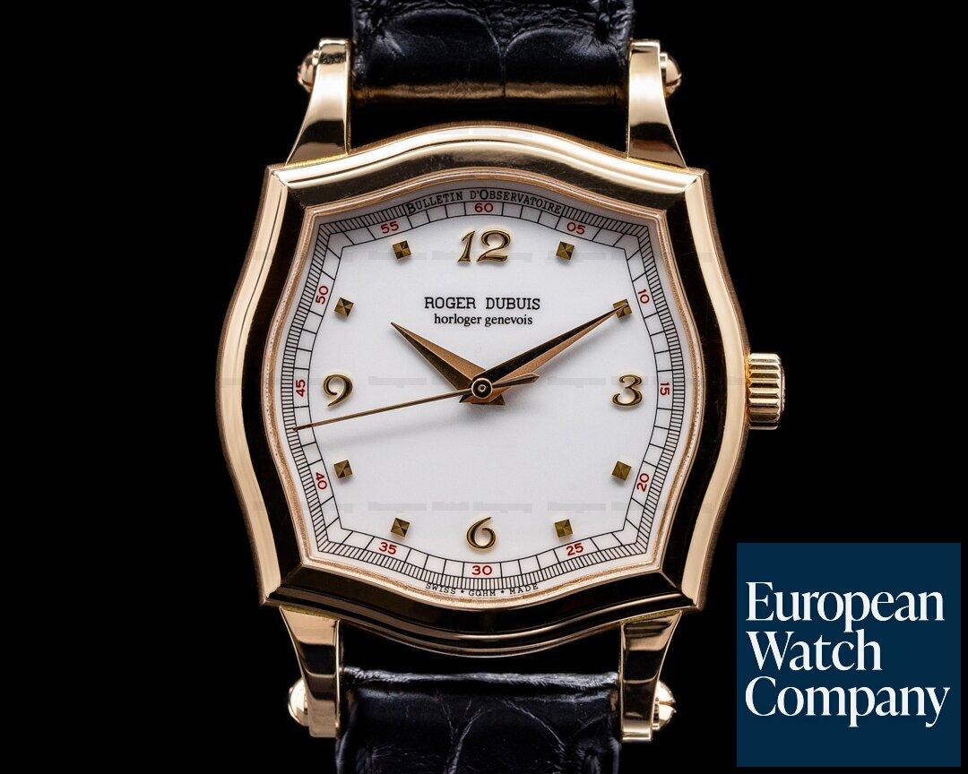 Roger Dubuis S34 575 Sympathie S34 18K Rose Gold LIMITED FULL SET