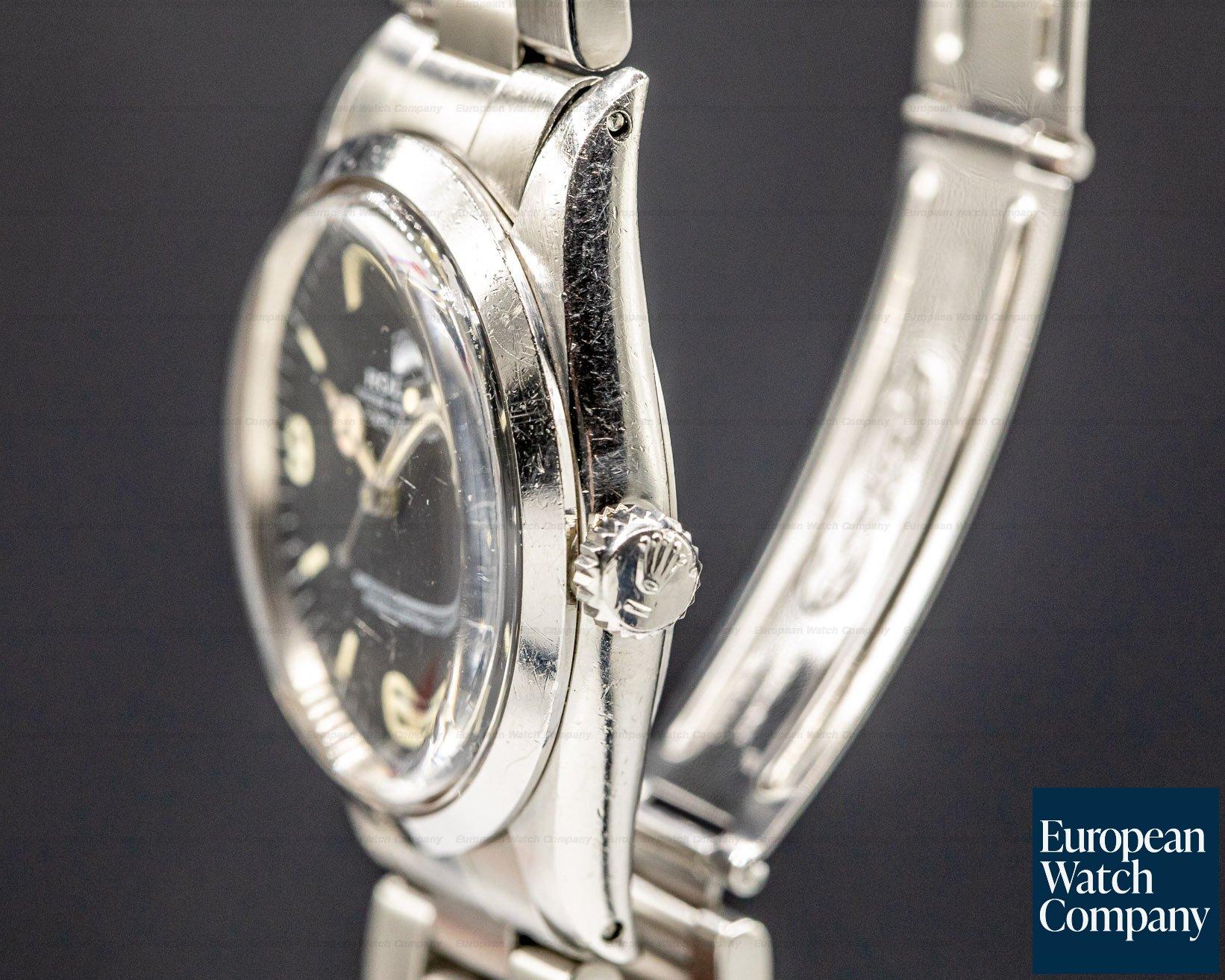 Rolex 1016 Vintage Explorer I Matte Circa 1978 GREAT PATINA