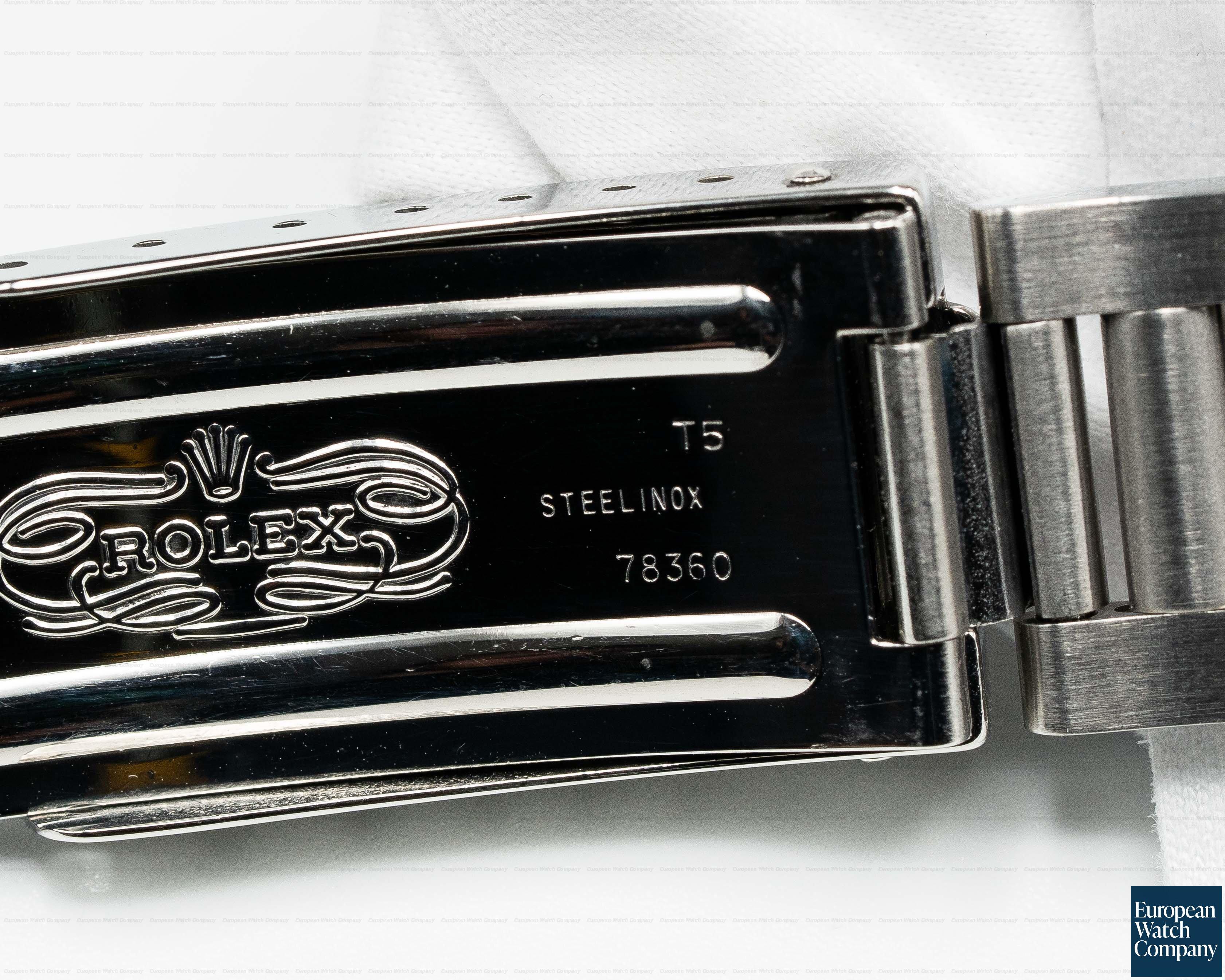 Rolex 1016 Vintage Explorer I Matte Circa 1986 GREAT PATINA