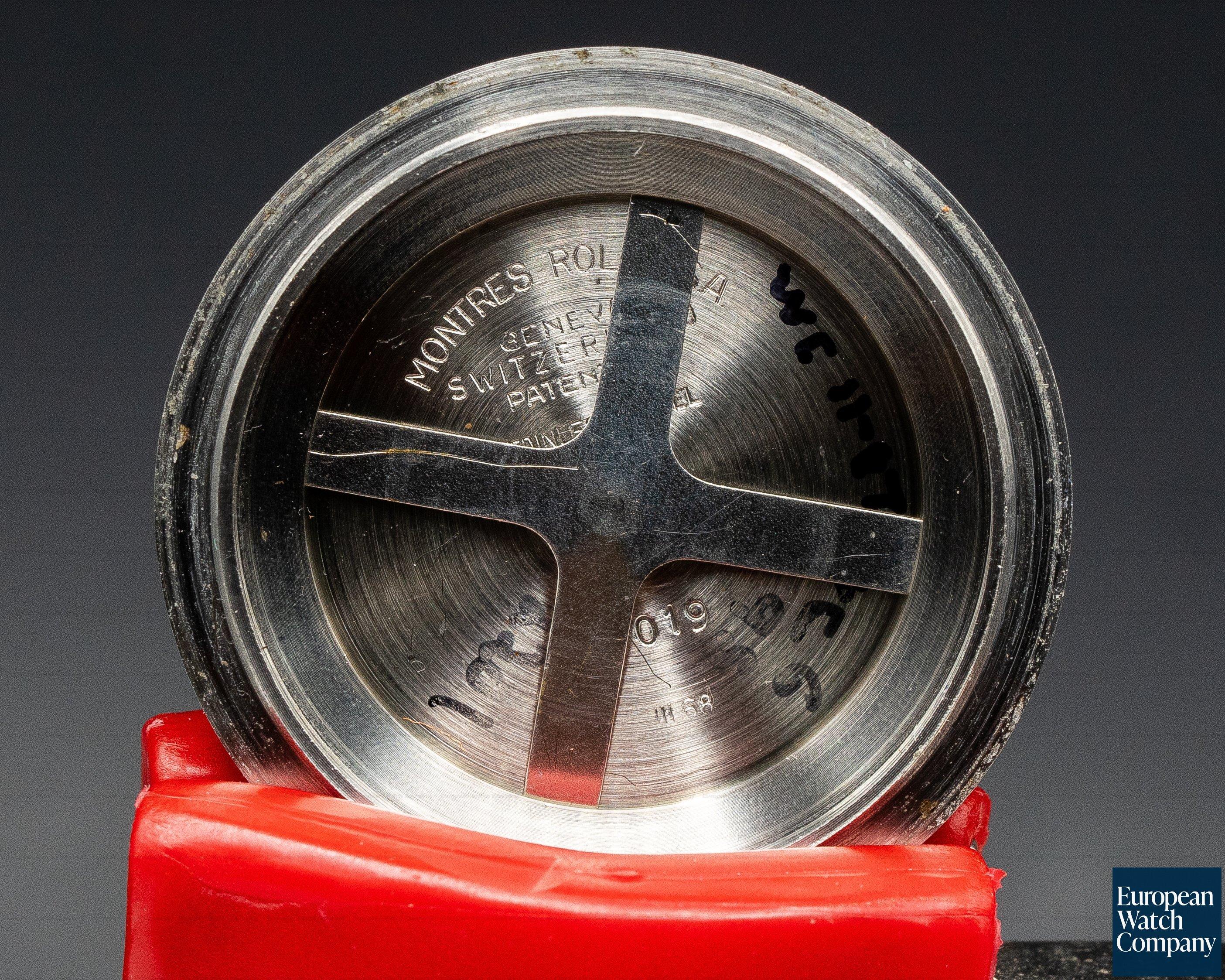 Rolex 1019 Vintage Milgauss Silver Dial