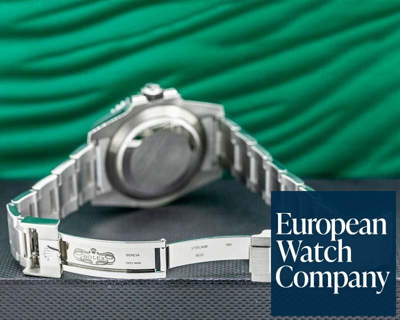 Rolex 114060 Submariner 114060 No Date Ceramic Bezel 2020