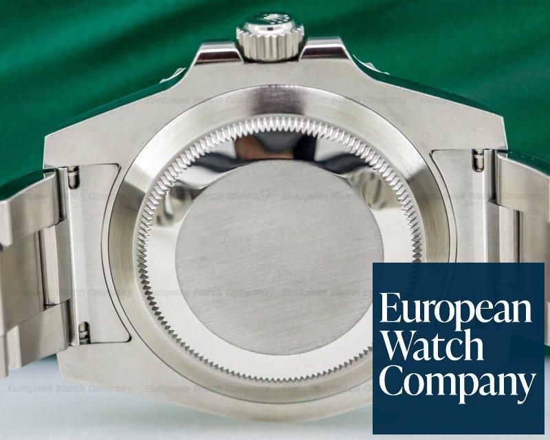 Rolex 114060 Submariner 114060 No Date Ceramic Bezel SS
