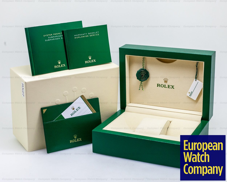 Rolex 114060 Submariner No Date Ceramic Bezel SS UNWORN