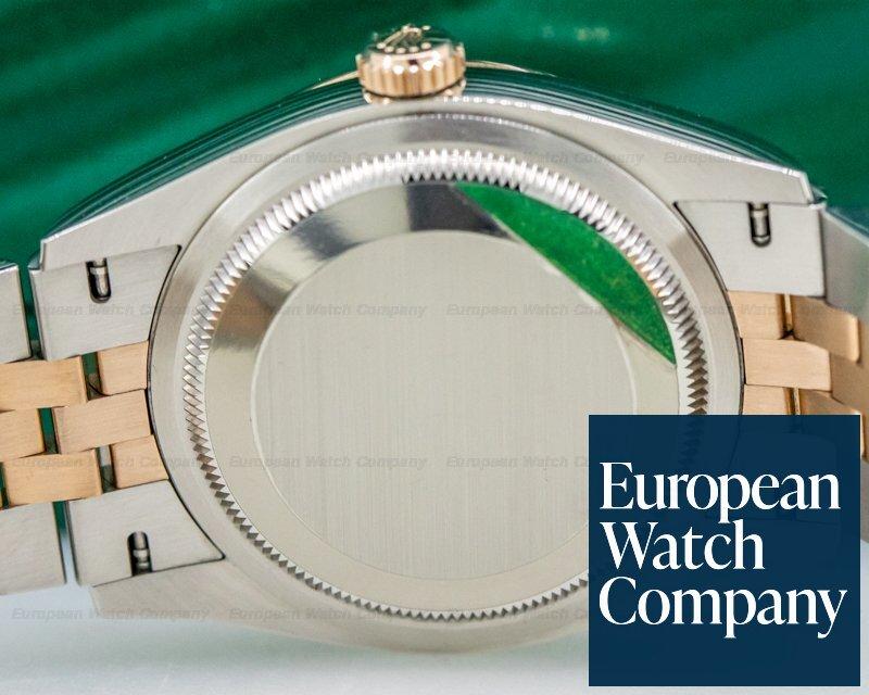 Rolex 116231 Datejust SS / Everrose Gold Rhodium Dial