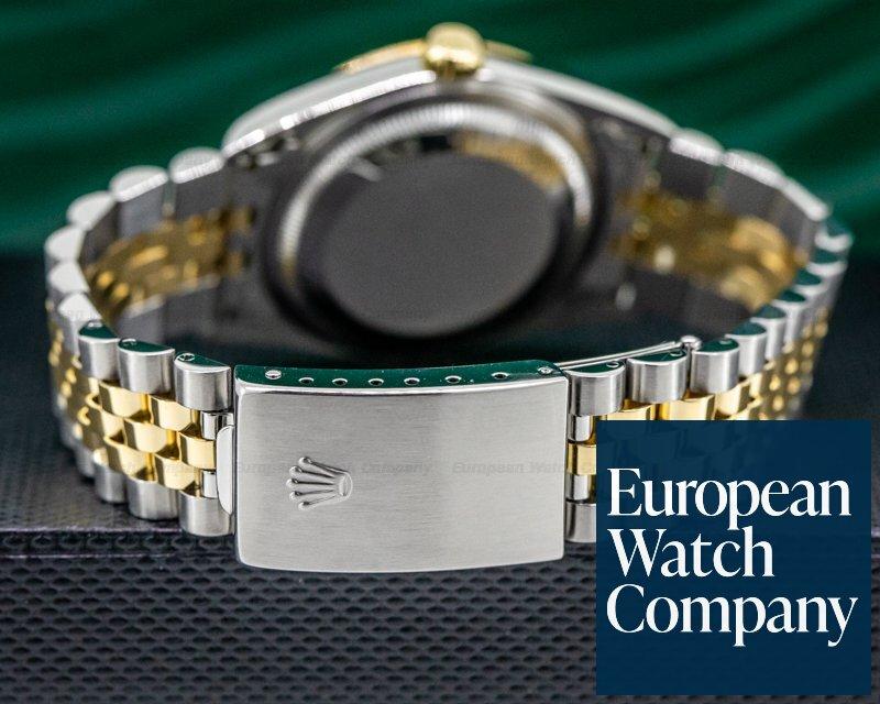Rolex 116233 Datejust Roman Dial Jubiliee Roman 18K / SS