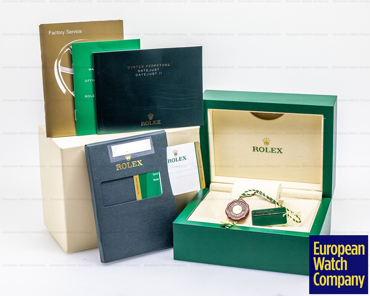 Rolex 116234 Datejust SS Oyster White Dial
