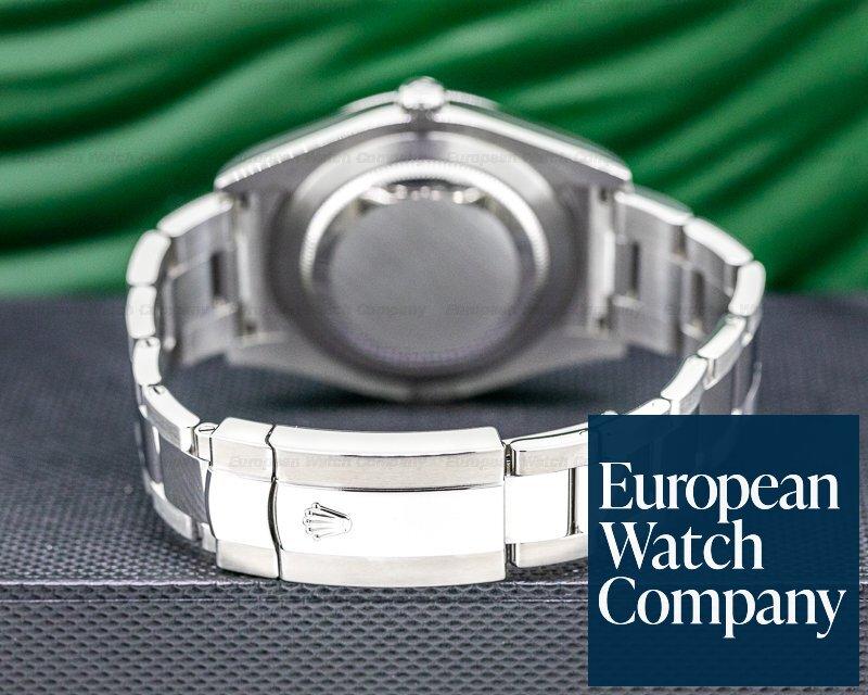 Rolex 116300 Datejust II Oyster Bracelet SS Blue Dial 41MM