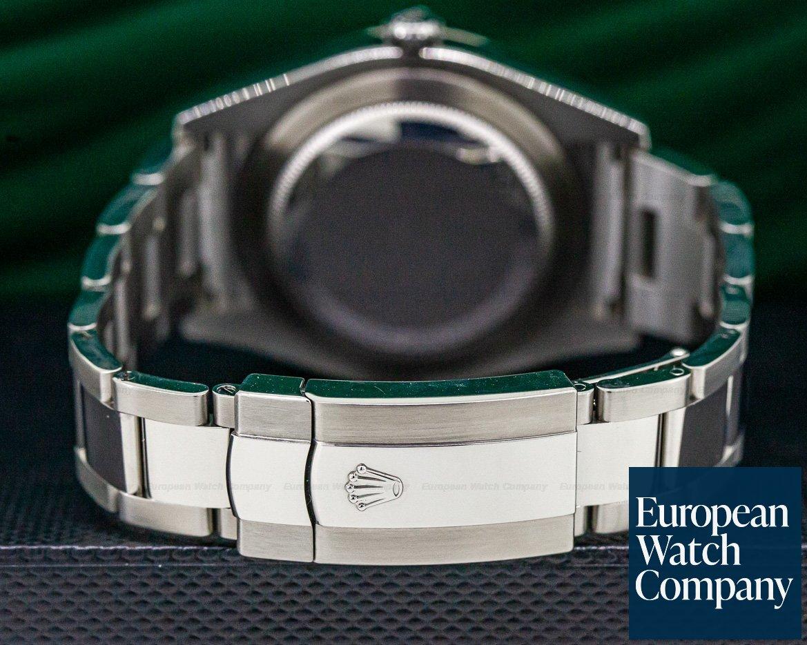 Rolex 116334 Datejust II Black Stick Dial SS