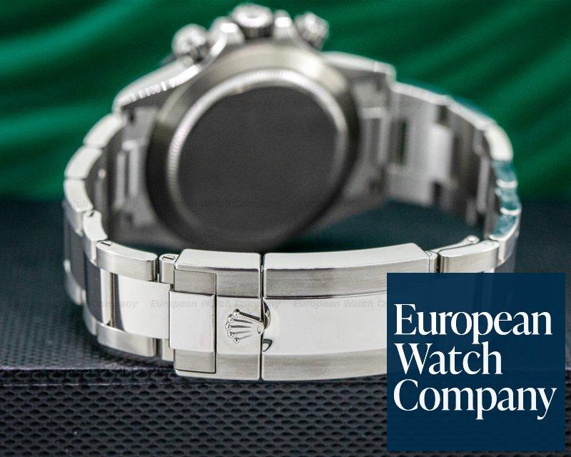 Rolex 116500LN Daytona 116500 Ceramic Bezel SS / Black Dial UNWORN