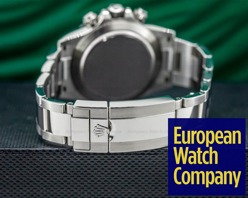 Rolex 116500LN Daytona Ceramic Bezel SS / Black Dial 2019