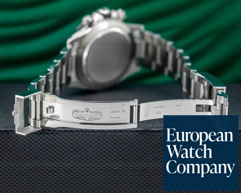 Rolex 116500LN Daytona Ceramic Bezel SS / Black Dial 2020
