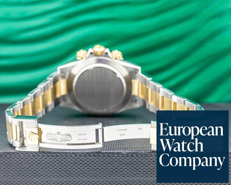 Rolex 116503 Daytona White Dial 18K / SS 2019