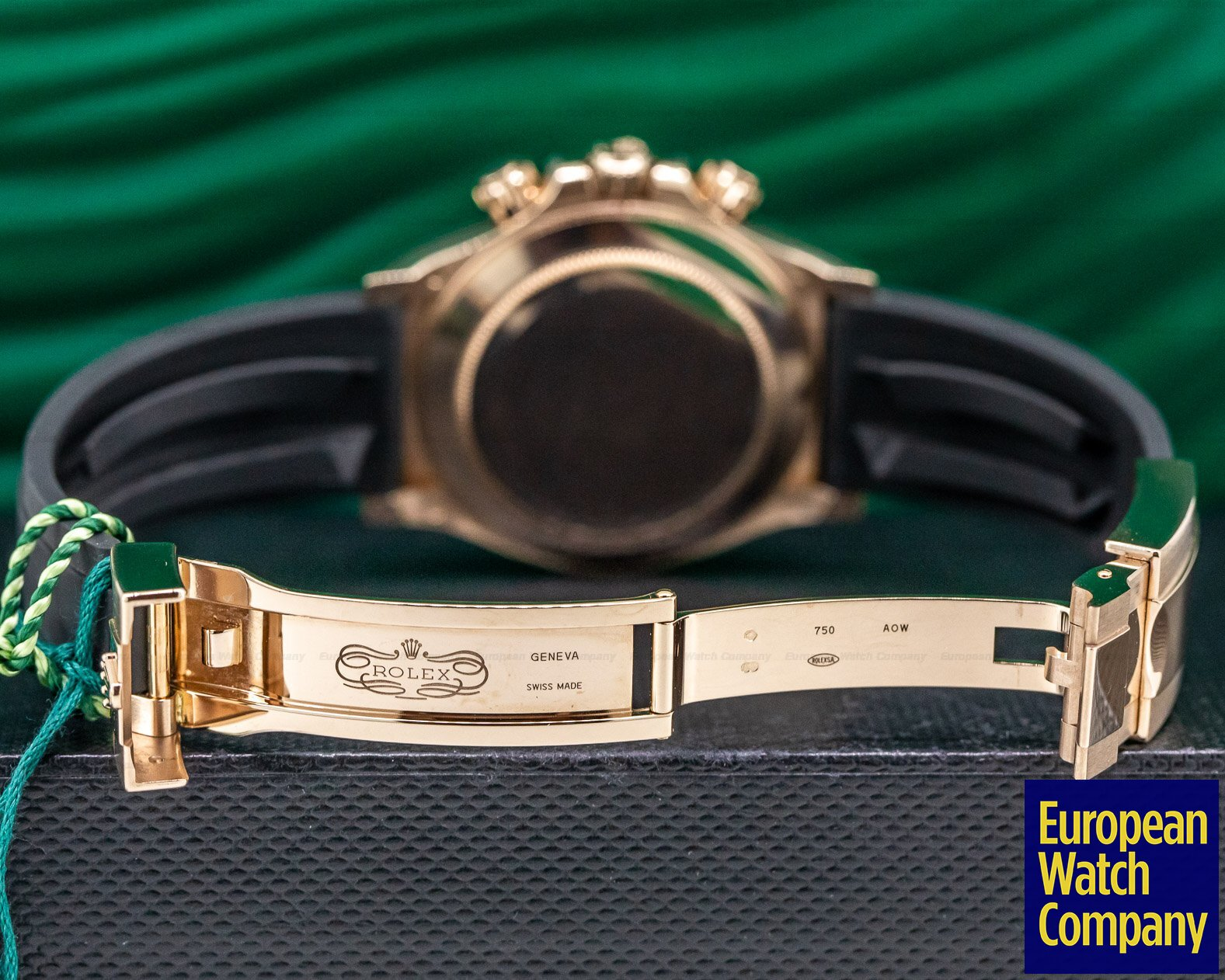 Rolex 116515LN Cosmograph Daytona Ceramic 18K Everose Gold / Black Dial