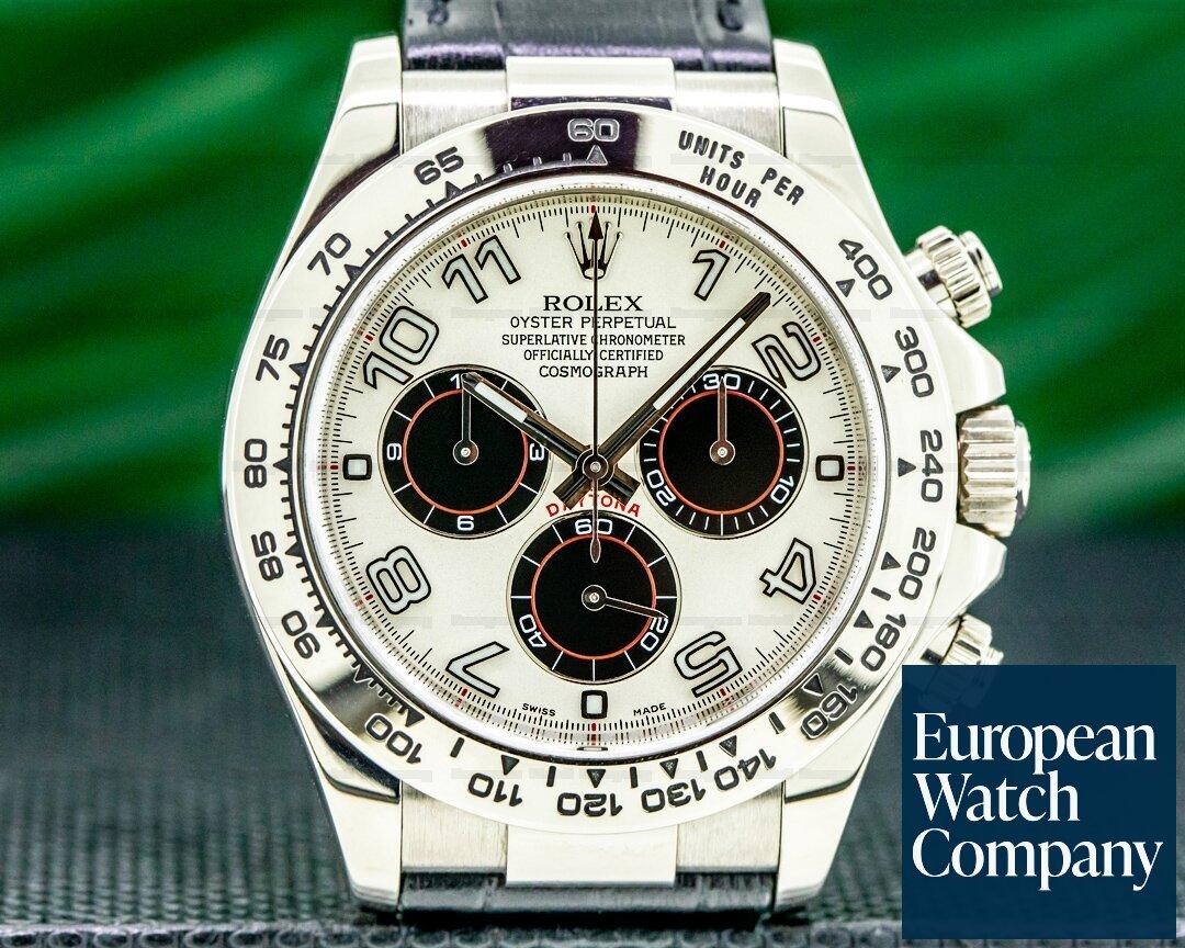Rolex Daytona 116519 18K White Gold / Panda Dial Ref. 116519 WA