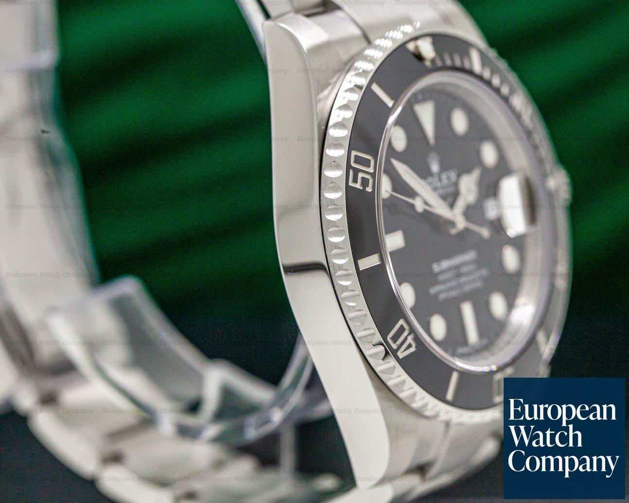 Rolex 116610LN Submariner Ceramic SS / SS UNWORN