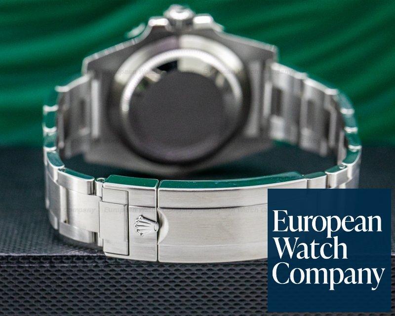 Rolex 116610LV Submariner Green Ceramic Bezel Green Dial SS 2019