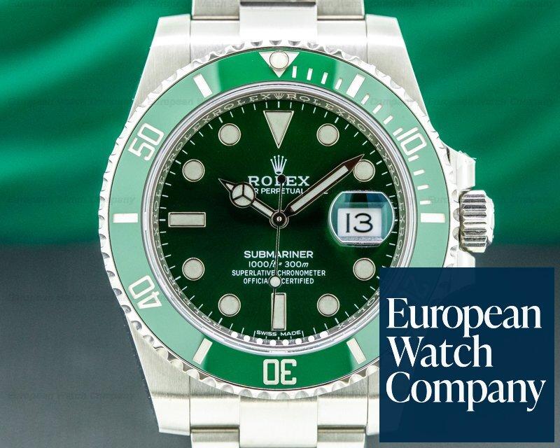 Rolex 116610LV Submariner