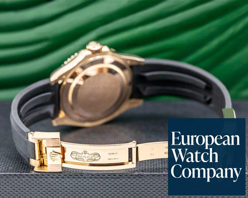 Rolex 116655 Yacht Master 116655 18K Rose Gold / Rubber