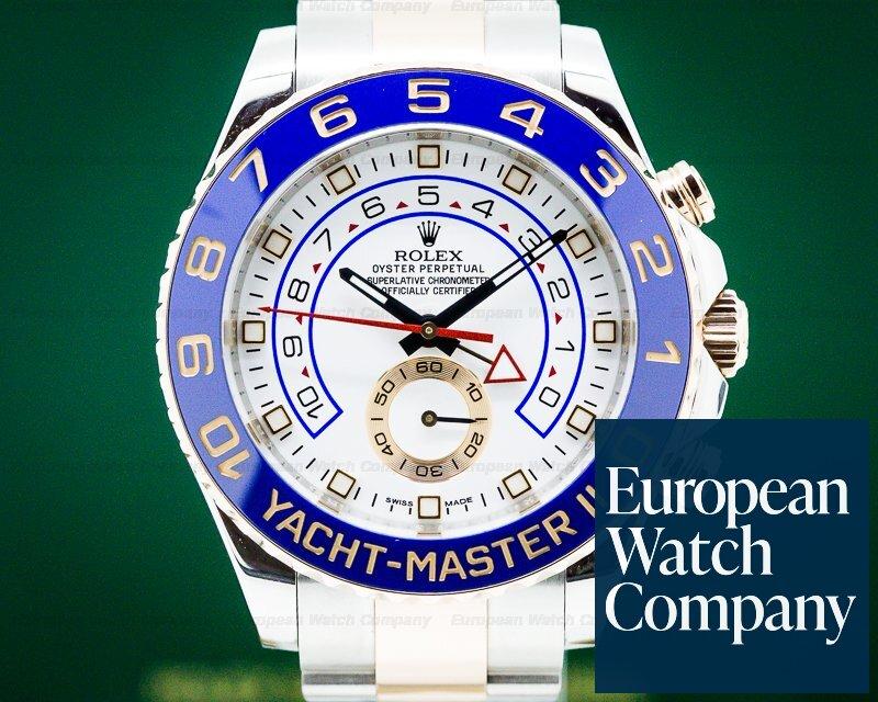 Rolex 116681 Yacht Master II SS / 18K Rose