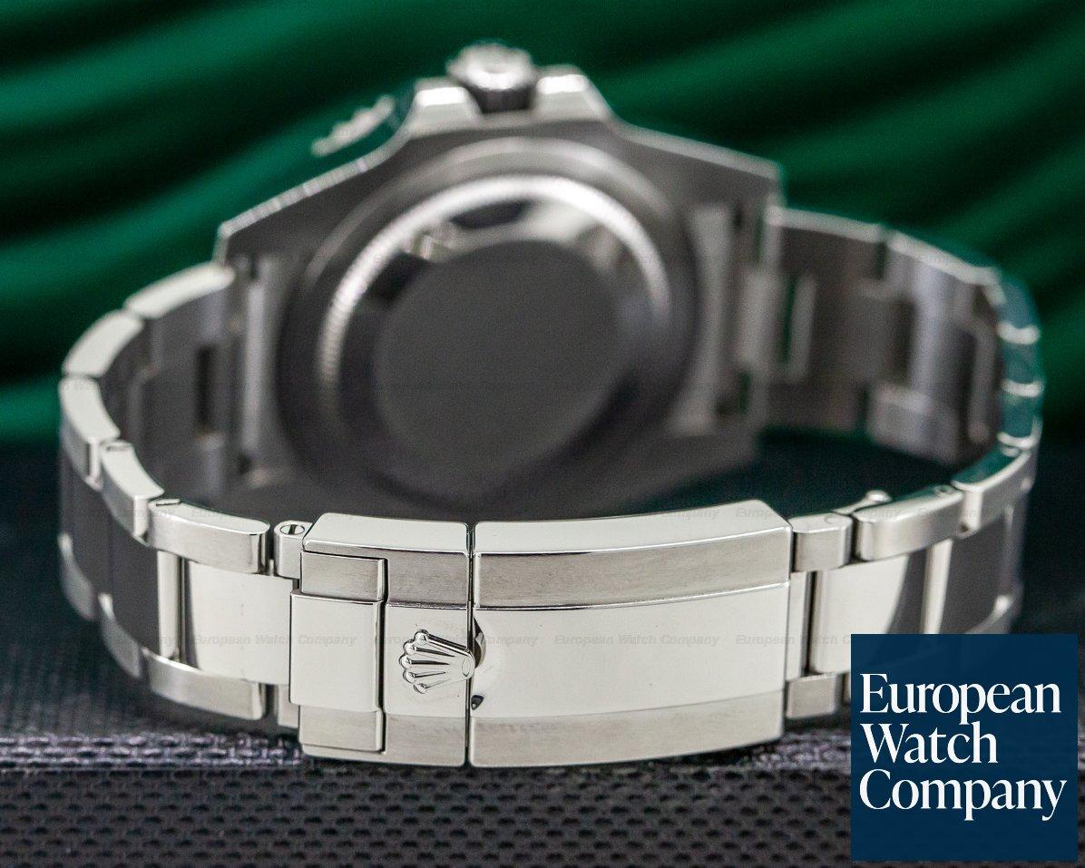 "Rolex 116710BLNR GMT Master II Ceramic Black & Blue ""Batman"" SS"