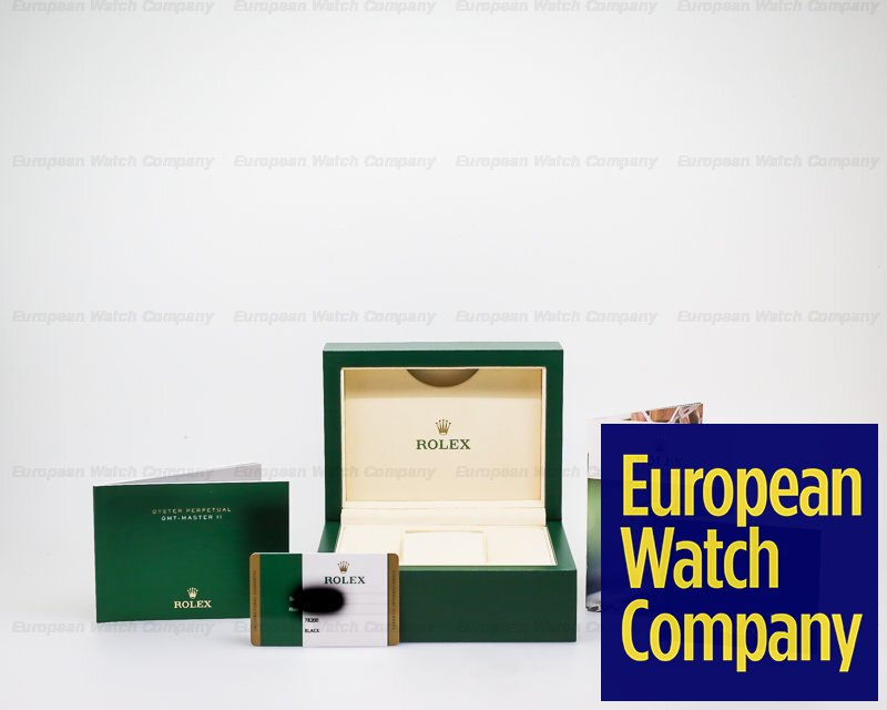 Rolex 116710LN GMT Master II Ceramic SS 2016