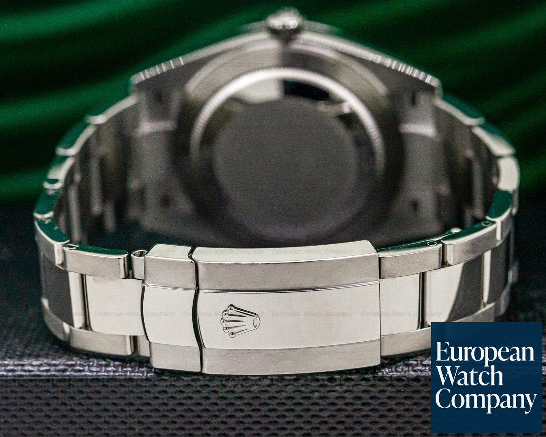 Rolex 126300 Datejust 41 Black Stick Dial SS