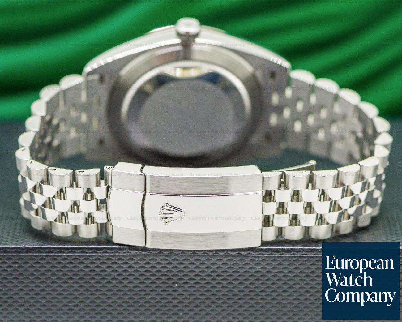 Rolex 126334 Datejust 41 Blue Stick Dial SS / SS