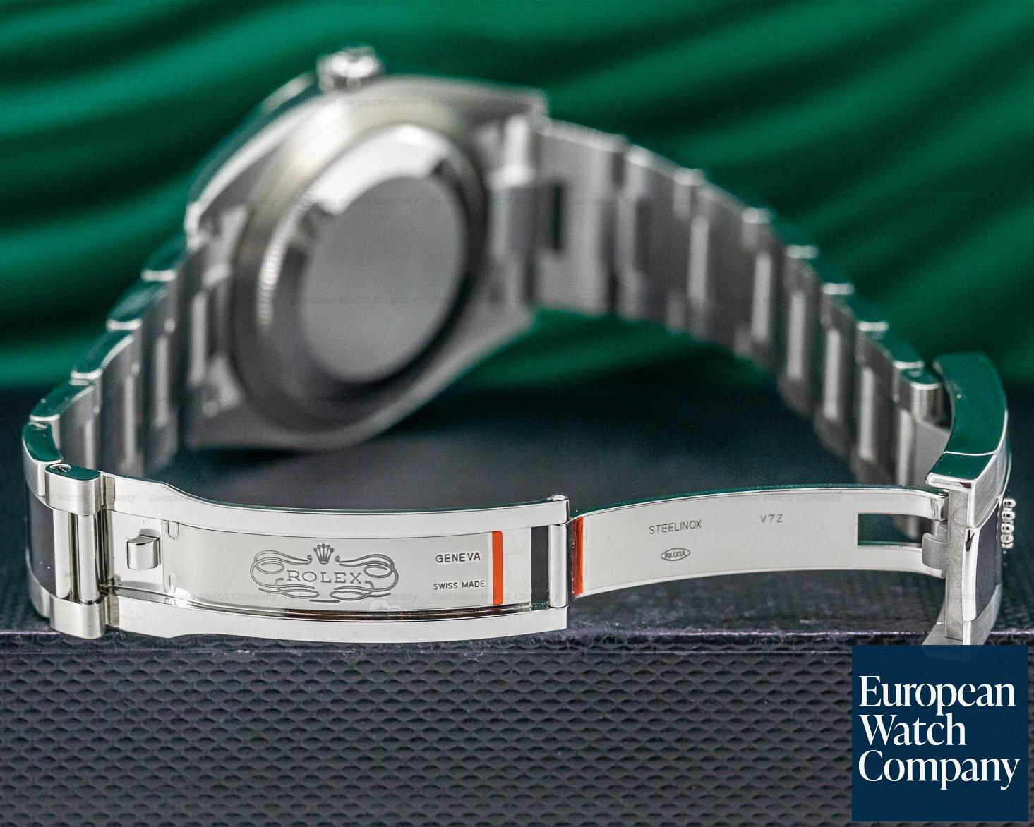Rolex 126334 Datejust 41 Dark Rhodium Dial DIAMONDS UNWORN