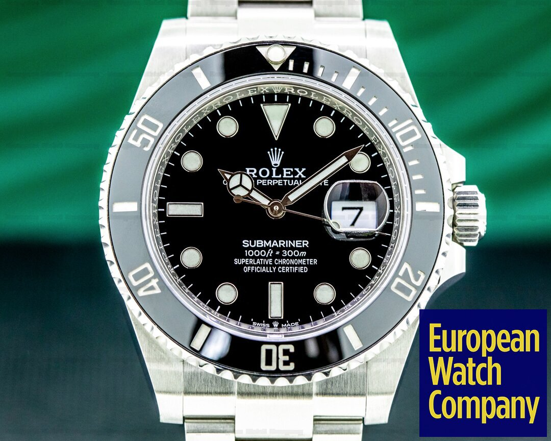 Rolex Submariner Date 126610LN Ceramic Bezel 41MM Ref. 126610LN