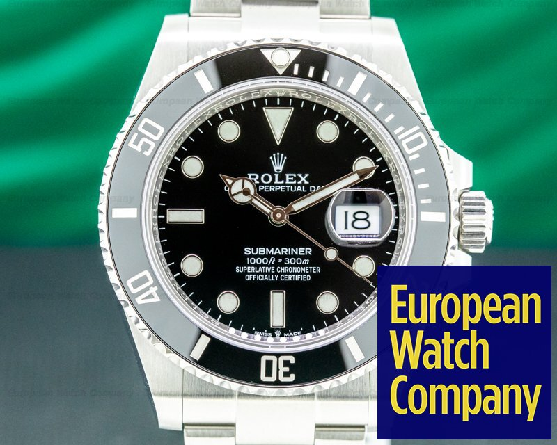 Rolex 126610LN  Submariner Date 126610LN Ceramic Bezel 41MM UNWORN