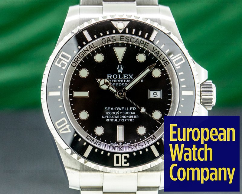 Rolex Sea Dweller Deep Sea 126660 Ref. 126660