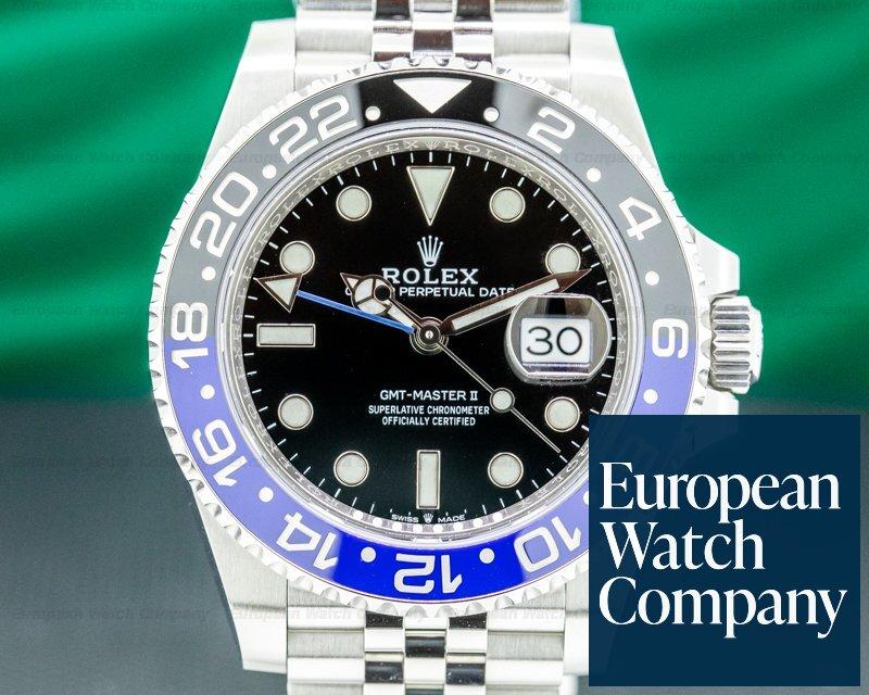 Rolex 126710BLNR GMT Master II 126710 Ceramic