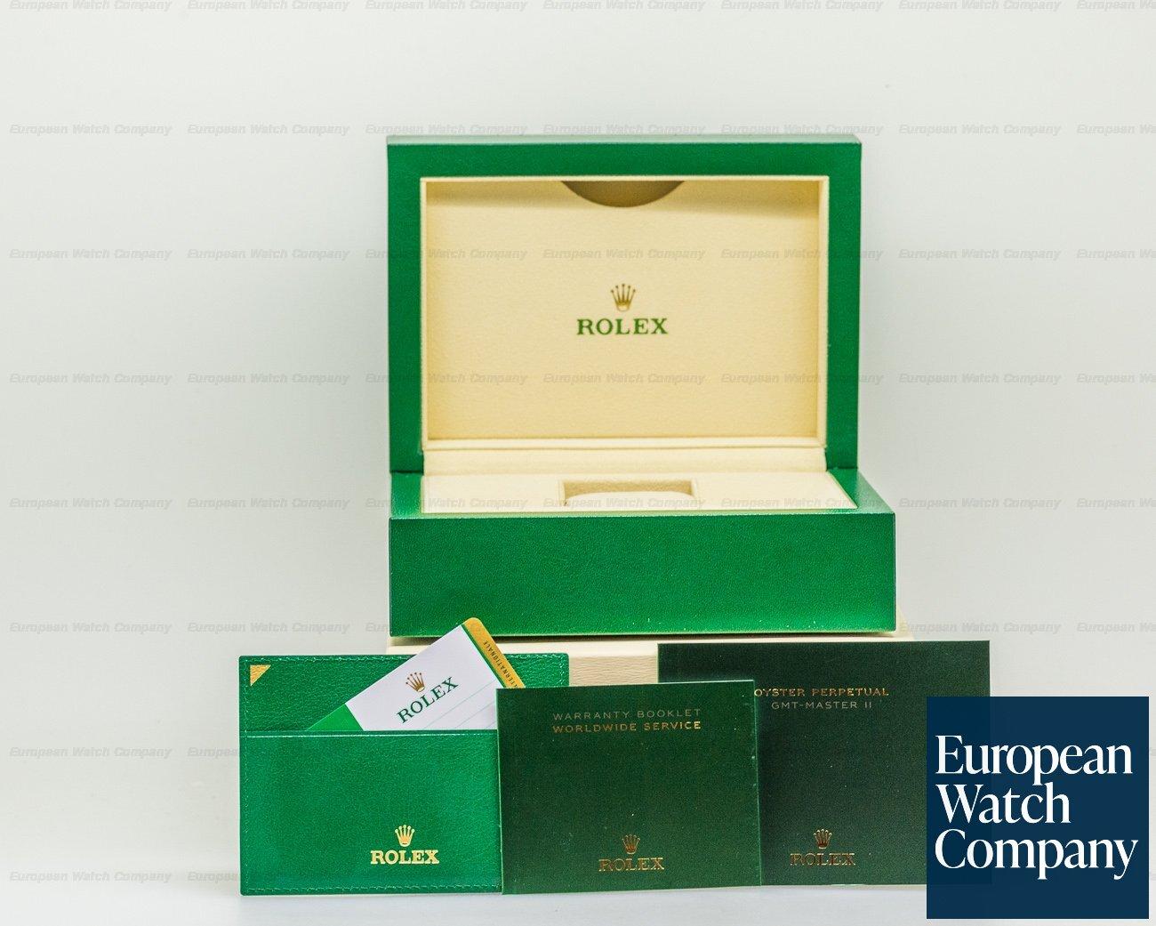 "Rolex 126710BLNR GMT Master II Ceramic ""Batman"" SS / Jubilee"