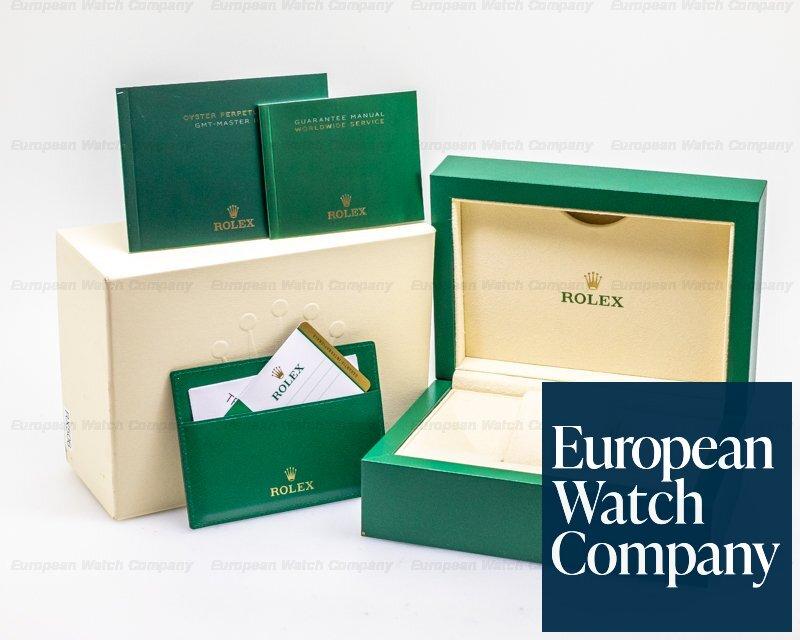"Rolex 126710BLNR GMT Master II Ceramic ""Batman"" SS / Jubilee UNWORN"
