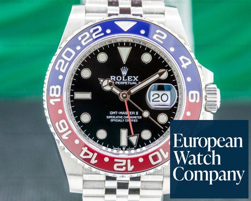 Rolex 126710BLRO GMT Master II Ceramic