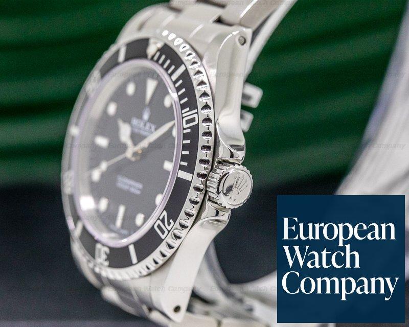 Rolex 14060M Submariner No Date SS 2 Line