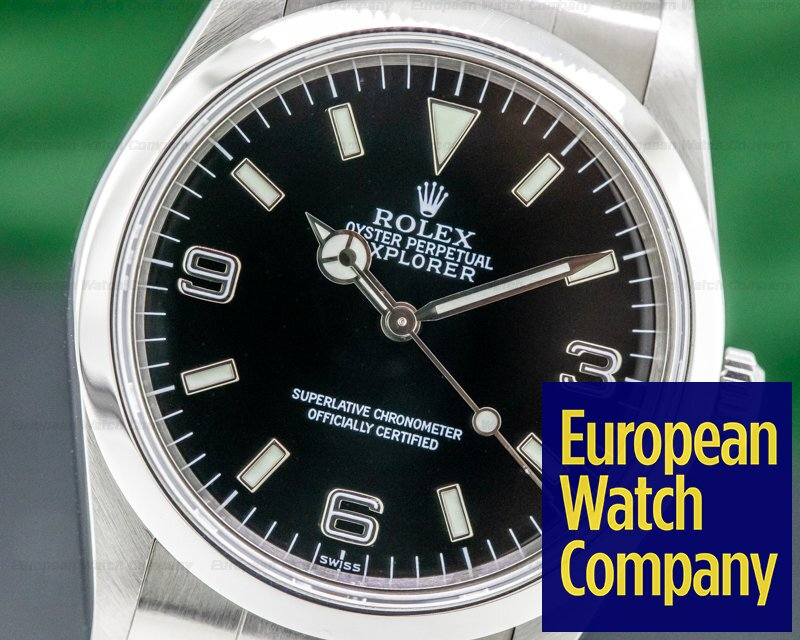 Rolex 14270 Explorer I 36MM