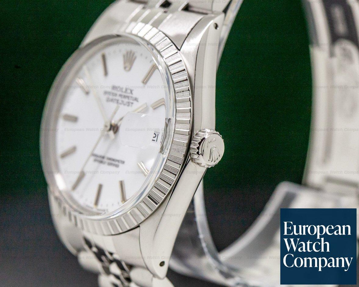 Rolex 16030 Datejust Silver Dial / Jubilee SS