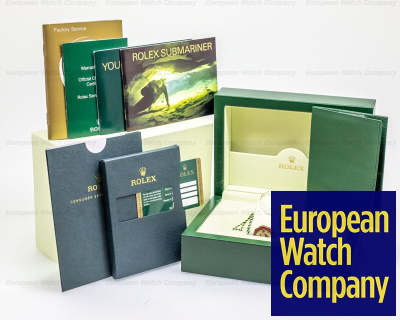 Rolex 16600 Sea Dweller 16600 SS / Bracelet FULL SET