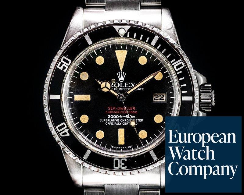 Rolex 1665 Vintage