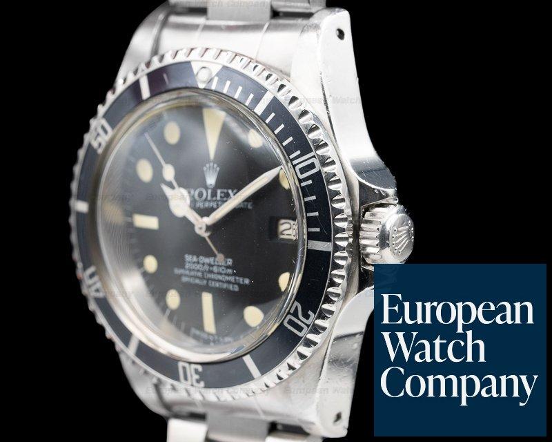 Rolex 1665 Vintage Sea Dweller FULL SET WOW c. 1983