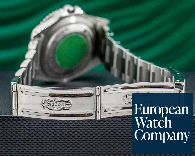 Rolex 16700 16700 GMT Master Red / Blue Pepsi Bezel FULL SET