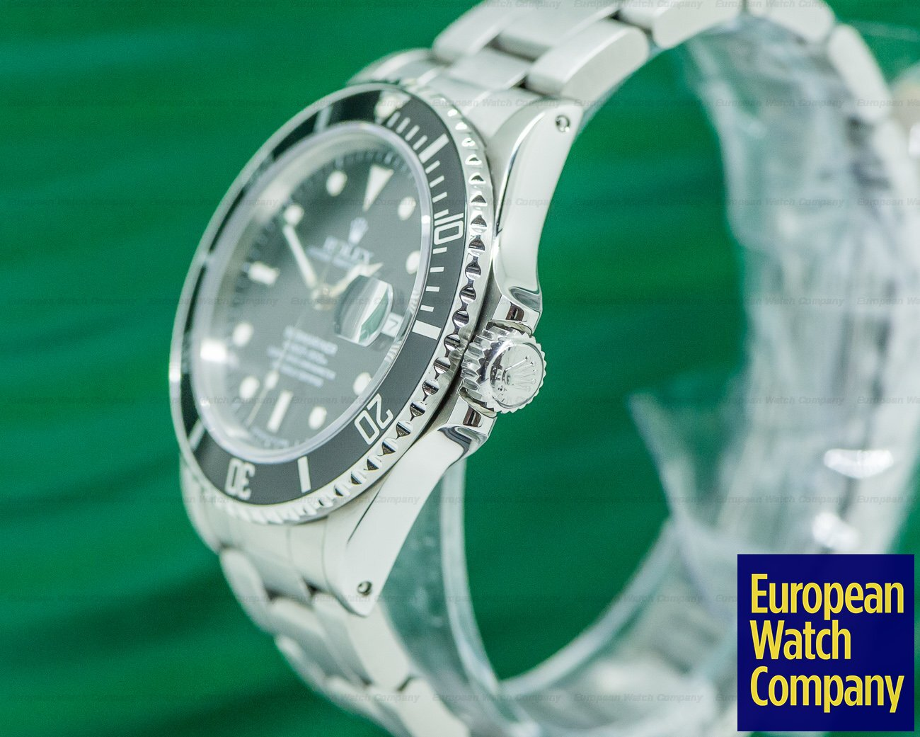 "Rolex 168000 Submariner ""Transitional"" 168000"