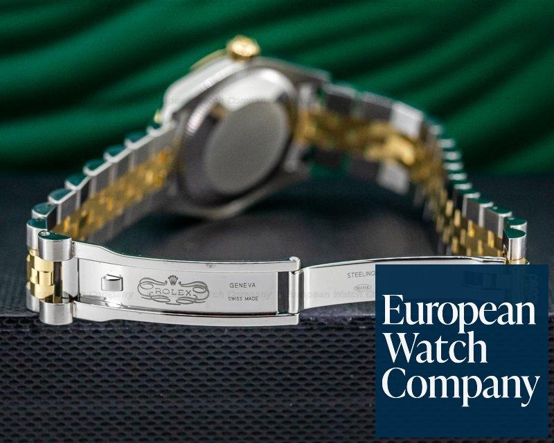 Rolex 178273 Rolex Datejust 31 Silver Diamond Dial SS / 18k